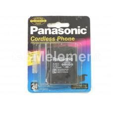 Аккумулятор Panasonic P-P511 NiMh, 850 mAh