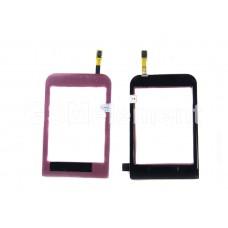 Тачскрин Samsung C3300 розовый