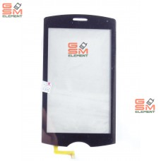 Тачскрин Acer E100 чёрный