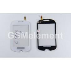 Тачскрин Samsung C3510 белый