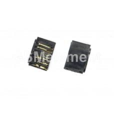 Разъем системный Nokia 1600/6030/1110/6060/1112
