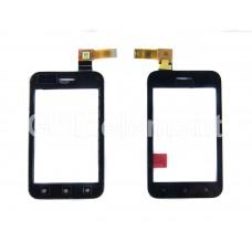 Тачскрин Sony ST21i Xperia Tipo/ST21i2 чёрный, оригинал china