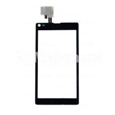 Тачскрин Sony C2104/C2105/Xperia L/S36h чёрный