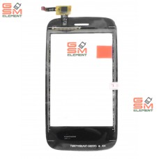 Тачскрин Explay N1 (смартфон) чёрный, оригинал