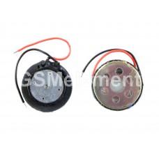 Звонок (buzzer) универсальный (15*4.0 мм) (8 Ом) с проводами