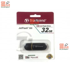 USB флеш-накопитель 32Gb Transcend JetFlash 300 Black
