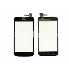 Тачскрин LG E455 Optimus L5 II Dual чёрный