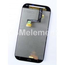 Дисплей HTC One SV в сборе с тачскрином