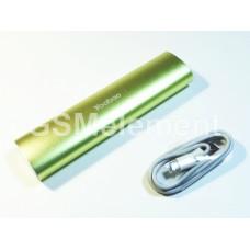 Внешний аккумулятор Yoobao YB-6014Pro 10400 mAh (USB выход 2100 mA) салатовый