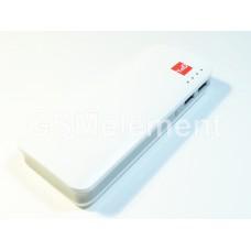 Внешний аккумулятор Yingde YD-02PB + USB micro/адаптер для iPhone 5 13000 mAh (2 USB выхода 2000 mA)