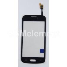 Тачскрин Samsung G350E чёрный, оригинал china