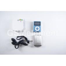 MP3 плеер LT-M089 Blue (дисплей/ встроен. динамик/ FM/ microSD)