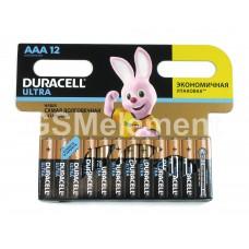 Элемент питания Duracell AAA LR03-12BL Turbo MAX