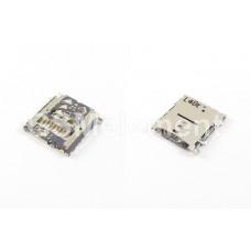 Коннектор SIM+MMC Samsung A300F/A500F/A700F