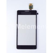 Тачскрин Sony D2004/D2005/D2104/D2105/Xperia E1 чёрный, оригинал china