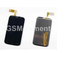 Дисплей HTC Desire U/Desire V в сборе с тачскрином