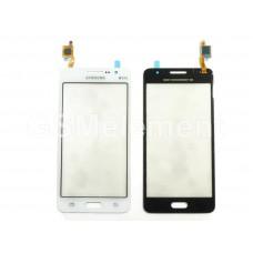 Тачскрин Samsung G530H белый AAA