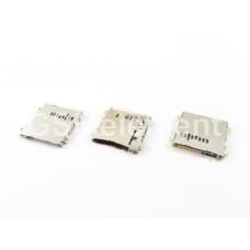 Коннектор MMC Samsung P5200/P5210/T110/T111/T310/T311/T320/T321/T325/T331/T530/T531