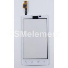 Тачскрин LG X145 (L60) белый