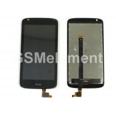 Дисплей HTC Desire 526/526G в сборе с тачскрином