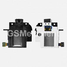Звонок (buzzer) Samsung i9082 в сборе с разъёмом гарнитуры чёрный
