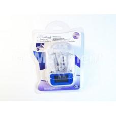 Универсальное зарядное устройство (LСD дисплей/ USB выход) Navitoch
