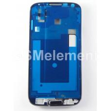 Дисплейная рамка Samsung i9500 Galaxy S4 чёрный