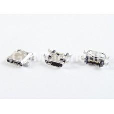 Разъем системный Samsung S7270/S7272/S7582/G350/G355H/G386F/G530/G531/G532/G7102/J510F (micro USB)