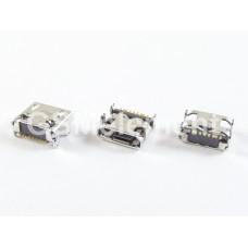 Разъем системный Samsung C3592/E1272/G130/G313/G318/S6810/S7262/S7390/J105H/J106F/J120F (micro-USB)