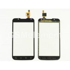 Тачскрин LG P715 Optimus L7 Dual II чёрный