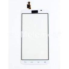 Тачскрин LG D686 G Pro Lite Dual белый