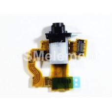 Шлейф Sony D5803 (Xperia Z3 Compact) на разъём гарнитуры, датчик приближения