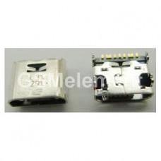Разъем системный Samsung i9082/i9080/i8552/i9060/i9152/T110/T111/G360H/G361H/T560/T561 (micro USB)