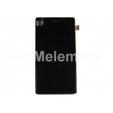 Дисплей Nokia 1520 Lumia модуль в сборе (Black), оригинал