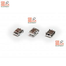 Разъем системный Samsung i9100/S5510/S7070/S3550/S5150/C3300/M7600/B7300C/B7610/B7620/S5600