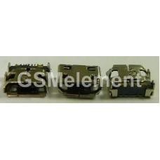 Разъем системный Samsung S3850/S5330/S3350/S5360/S5380/S5570/S5610/5611/B2710/B7350/C3222/C3322