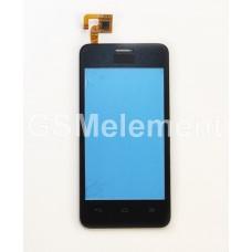 Тачскрин Huawei Ascend Y320 чёрный