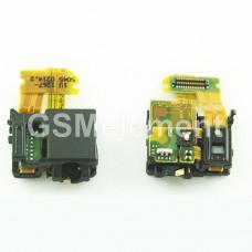 Шлейф Sony C6603 (Xperia Z) на разъём гарнитуры, датчик приближения