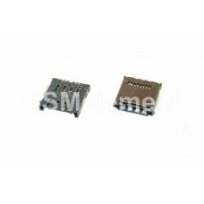 Коннектор SIM+MMC Sony LT25i (Xperia V)/ C5502 (Xperia ZR)