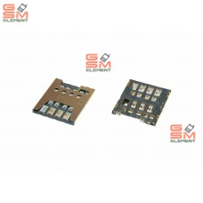 Коннектор SIM Sony D2203/D2212 (Xperia E3/E3 Dual)