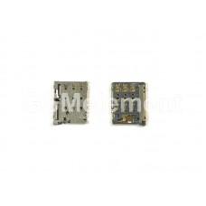 Коннектор SIM Sony E5303/E5333 (Xperia C4/C4 Dual)
