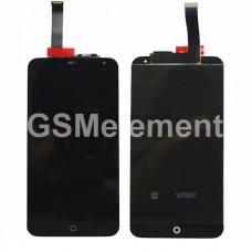 Дисплей Meizu MX4 в сборе с тачскрином чёрный