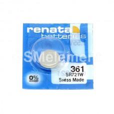 Элемент питания RENATA SR721W 362