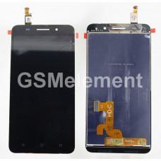 Дисплей Huawei Honor 4X (Che2-L11) в сборе с тачскрином чёрный