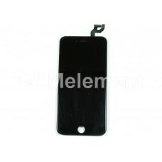 Дисплей iPhone 6S Plus в сборе чёрный AA