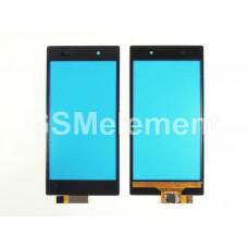 Тачскрин Sony C6902/C6903 Xperia Z1 чёрный