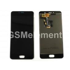 Дисплей Meizu M3s mini (Y685H) в сборе с тачскрином чёрный