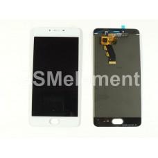 Дисплей Meizu M3s mini (Y685H) в сборе с тачскрином белый