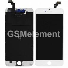 Дисплей iPhone 6 Plus в сборе белый AA