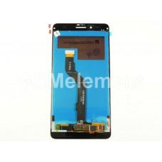 Дисплей Huawei Honor 5X (KIW-L21) в сборе с тачскрином чёрный